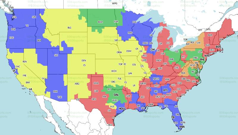 506 Sports Nfl Maps Week 1 2016