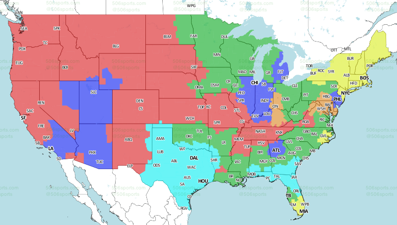 506 Sports Nfl Maps Week 1 2017