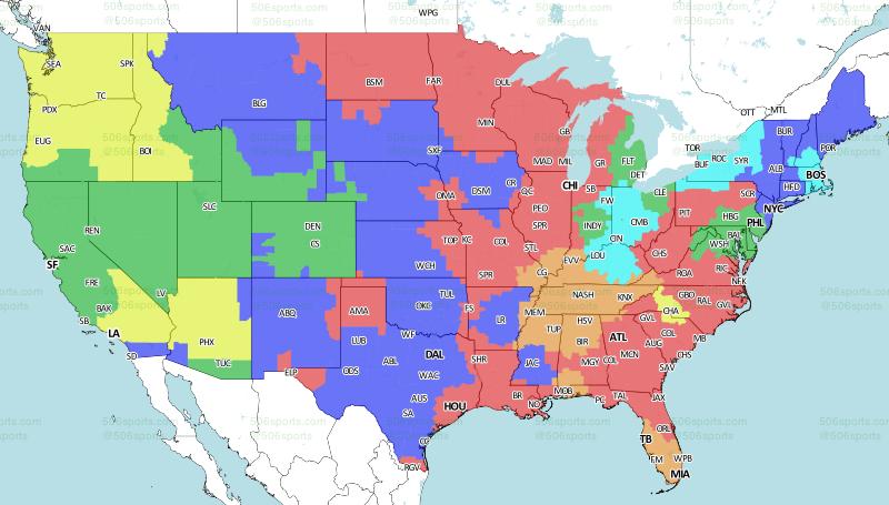 506 Sports Nfl Maps Week 5 2017