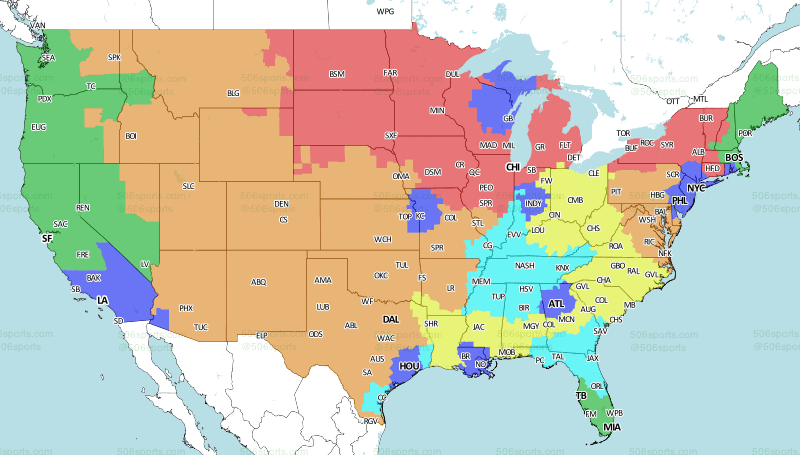506 sports nfl maps week 3 2018