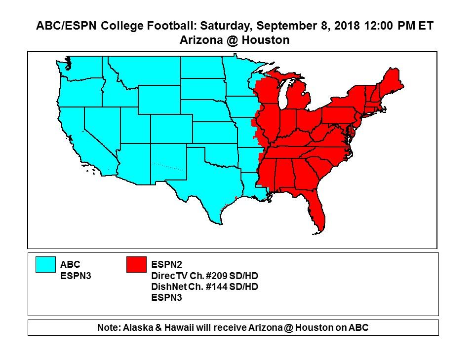 506 Sports - College Football: Week 2, 2018